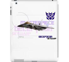 Transformers G1 Skywarp iPad Case/Skin