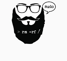 Beard - SUDO WIPE Unisex T-Shirt