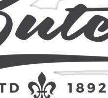 Lesbian Pride - Butch Chivalry Sticker