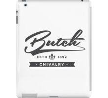Lesbian Pride - Butch Chivalry iPad Case/Skin
