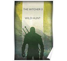 Witcher 3 Landscape Poster Poster