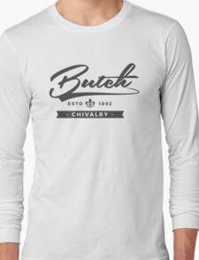 Lesbian Pride - Butch Chivalry Long Sleeve T-Shirt