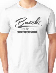 Lesbian Pride - Butch Chivalry Unisex T-Shirt