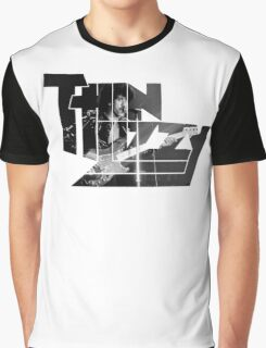 TIN LIZZY Graphic T-Shirt