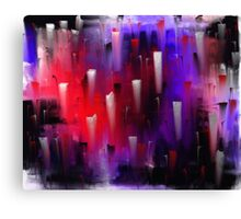 Lifeblood - abstract Canvas Print