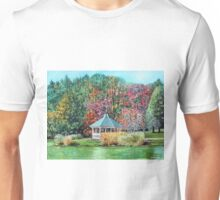 'AFTERNOONS IN BROYHILL PARK' Unisex T-Shirt