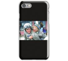 "dumb and dumber ""we're there"" iPhone Case/Skin"