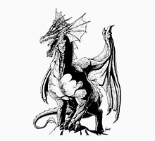 Perched Dragon Unisex T-Shirt