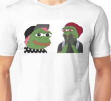 Tyler & Josh Pepe Unisex T-Shirt