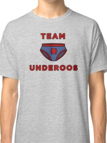 Underoos- Spiderman Classic T-Shirt