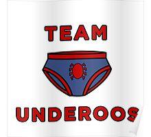 Underoos- Spiderman Poster