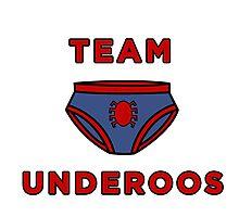 Underoos- Spiderman Photographic Print