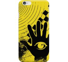 Black Leather Yellow Leather: 1 Invert iPhone Case/Skin