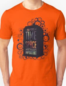 Doctor Who - Space and Time Unisex T-Shirt