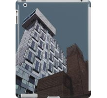 Liverpool city skyline by Tim Constable iPad Case/Skin