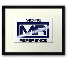 Movie Reference - Terminator 2: Judgment Day Framed Print