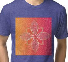 Animas yoga, pilates, dance Tri-blend T-Shirt