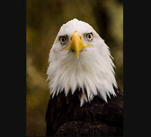 Portrait of a Bald Eagle Women's Tank Top