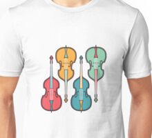 Double the Bass Unisex T-Shirt