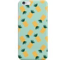 Fine Pineapples iPhone Case/Skin