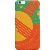 Abstract Dust iPhone Case/Skin