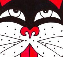 Cool Kitty  Sticker