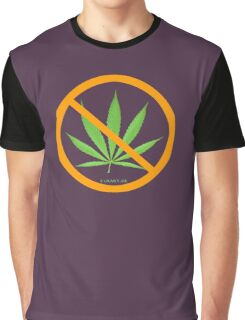 cannabis Graphic T-Shirt