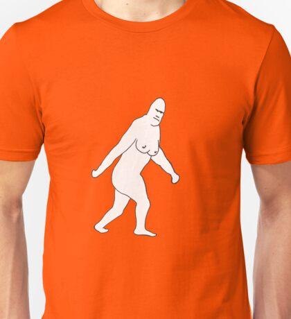 THE JERSEY DEVIL - X FILES FOX MULDER Unisex T-Shirt