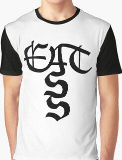 EAT ASS Graphic T-Shirt