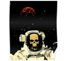 Undead Spaceman Poster