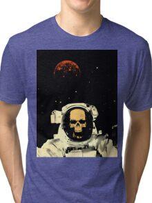 Undead Spaceman Tri-blend T-Shirt
