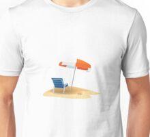 Beach Umbrella Unisex T-Shirt