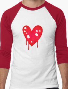 Dominator Men's Baseball ¾ T-Shirt