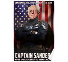 Captain Sanders Poster