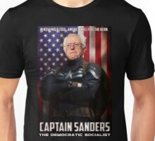 Captain Sanders Unisex T-Shirt