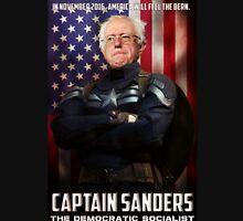 Captain Sanders Unisex T-Shirt