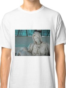 The Pietà in the Cathedral of Brasília Classic T-Shirt