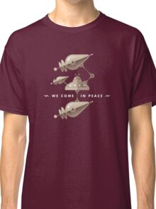 Space Invasion Classic T-Shirt