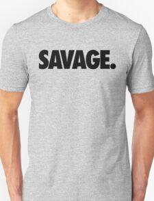 SAVAGE - (Black) T-Shirt