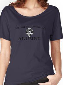 College of Winterhold Alumni Women's Relaxed Fit T-Shirt