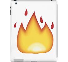 Flame Emoji iPad Case/Skin