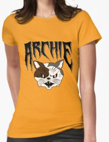 Archie, Top Cat! Womens Fitted T-Shirt