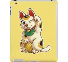Calico Neko iPad Case/Skin