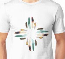 Feather Zia Sun God Unisex T-Shirt