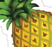 Pineapple Emoji Sticker