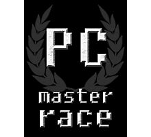 PC master race Photographic Print
