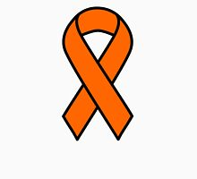 Orange Kidney Cancer and Leukemia Ribbon Unisex T-Shirt