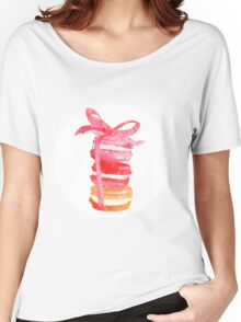 Macaroons {gift} Women's Relaxed Fit T-Shirt