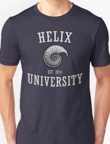Helix University. Unisex T-Shirt