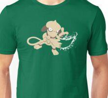 Smeargle Splatter Unisex T-Shirt